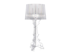 Kartell Bourgie Table Lamp Crystal