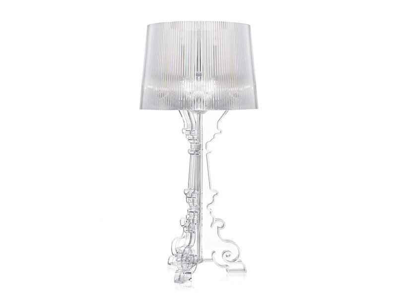 buy the kartell bourgie table lamp crystal at. Black Bedroom Furniture Sets. Home Design Ideas