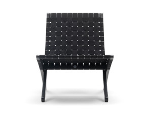 View Carl Hansen MG501 Cuba Chair Black Lacquer