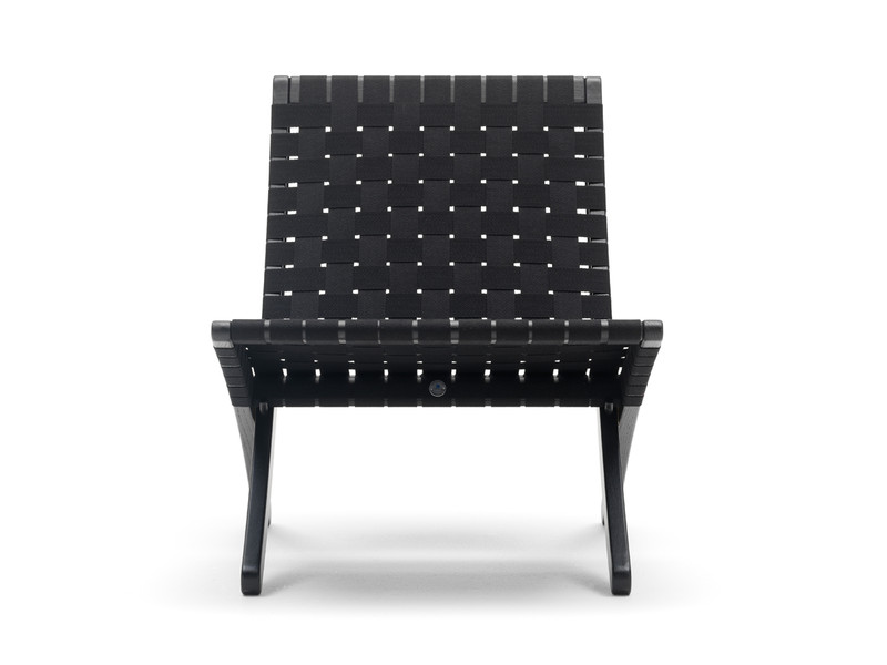 Carl Hansen MG501 Cuba Chair Black Lacquer