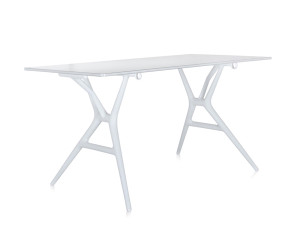 View Kartell Spoon Table White