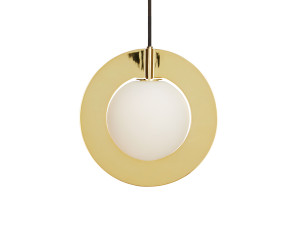 View Tom Dixon Plane Round Pendant Light
