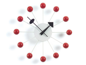 View Vitra Ball Wall Clock