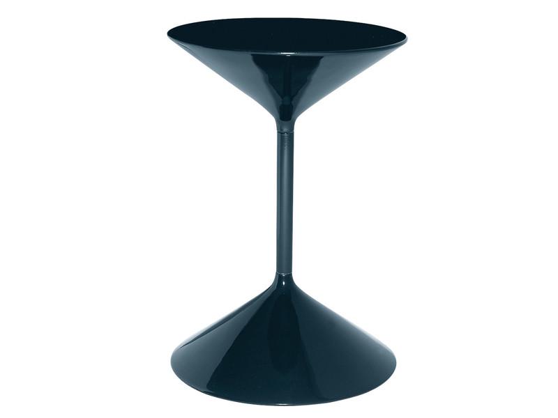 Zanotta 631 Tempo Occasional Table - Black