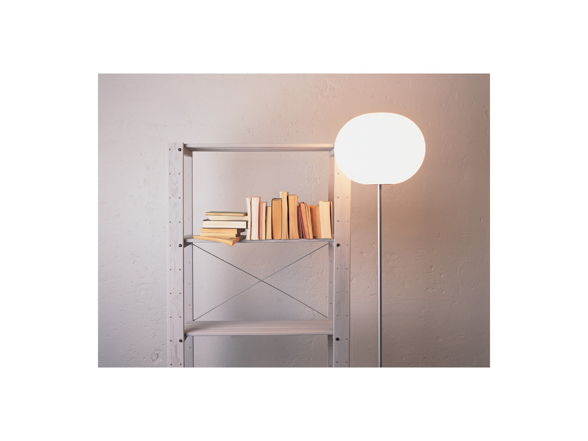 Buy the flos glo ball floor lamp at nest flos glo ball floor lamp 12345 mozeypictures Gallery