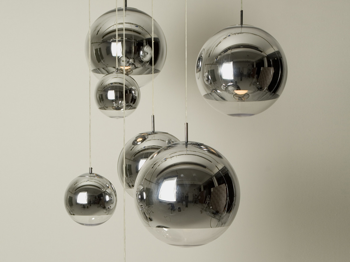 buy the tom dixon mirror ball pendant light at. Black Bedroom Furniture Sets. Home Design Ideas