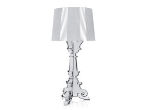 Kartell Bourgie Table Lamp Metallic