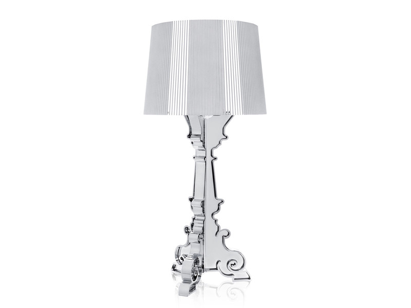 Buy the kartell bourgie table lamp metallic at nest kartell bourgie table lamp metallic mozeypictures Gallery