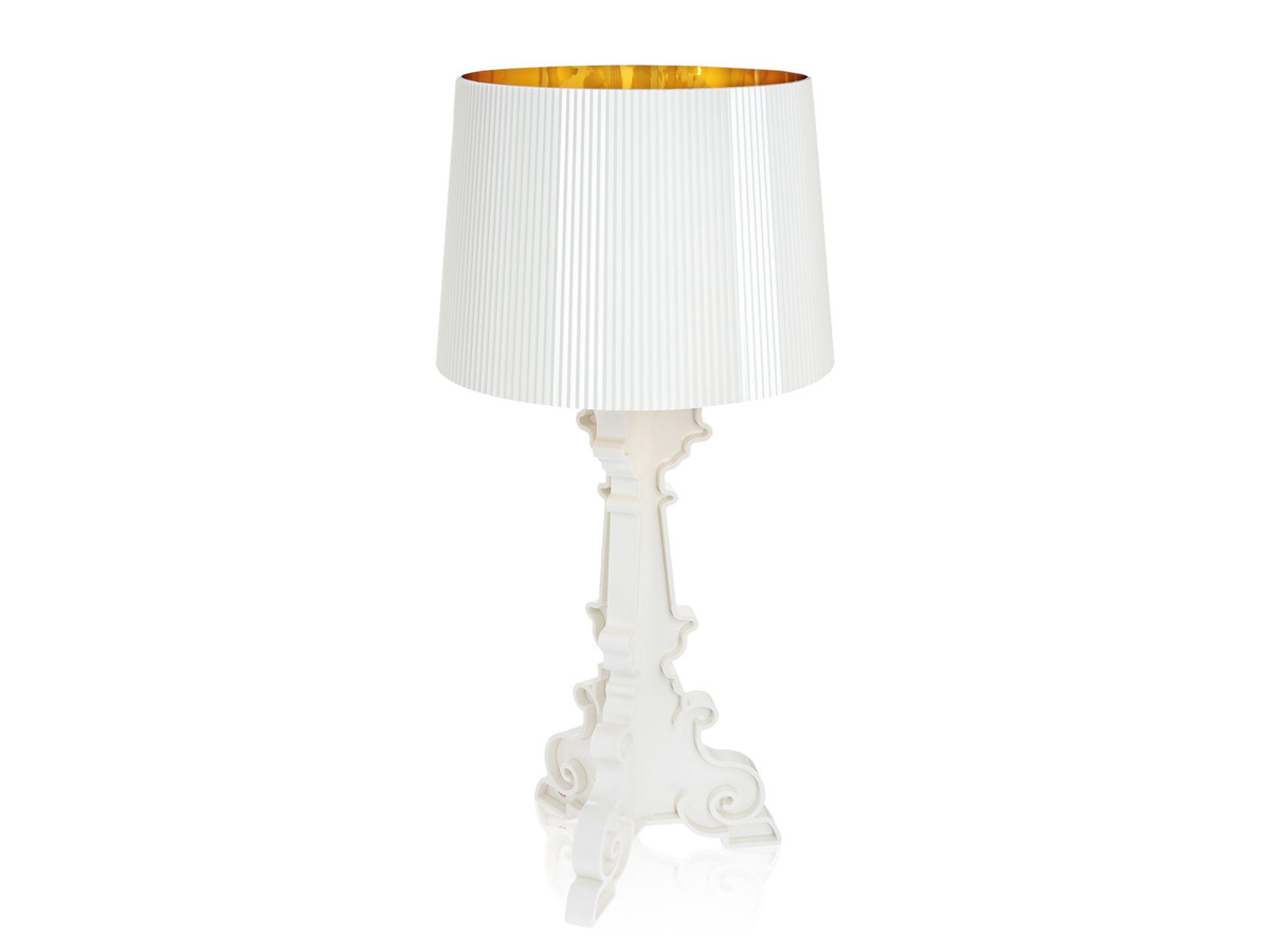 Buy the kartell bourgie table lamp at for Table exterieur kartell