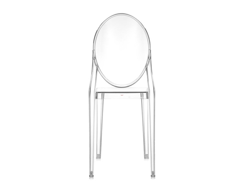Buy the Kartell Victoria Ghost Chair at Nest.co.uk