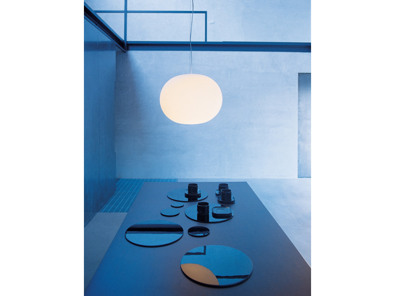 Buy the Flos Glo-Ball Suspension Light at Nest.co.uk