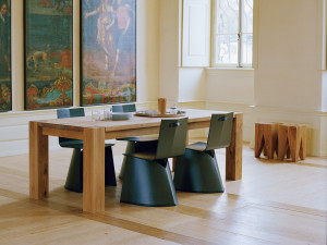 E15 TA04 Bigfoot Dining Table