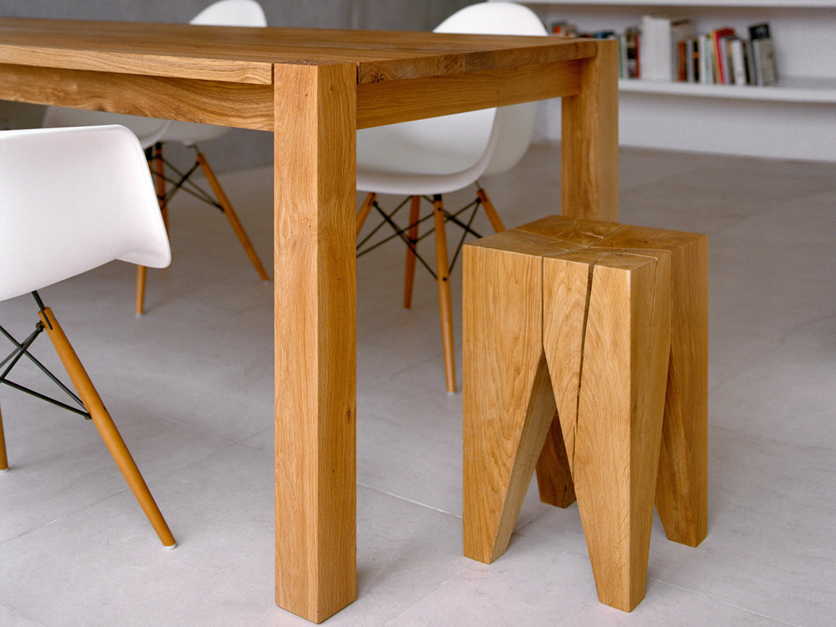 Buy the E15 TA05 Madame Lillie Dining Table at Nest.co.uk