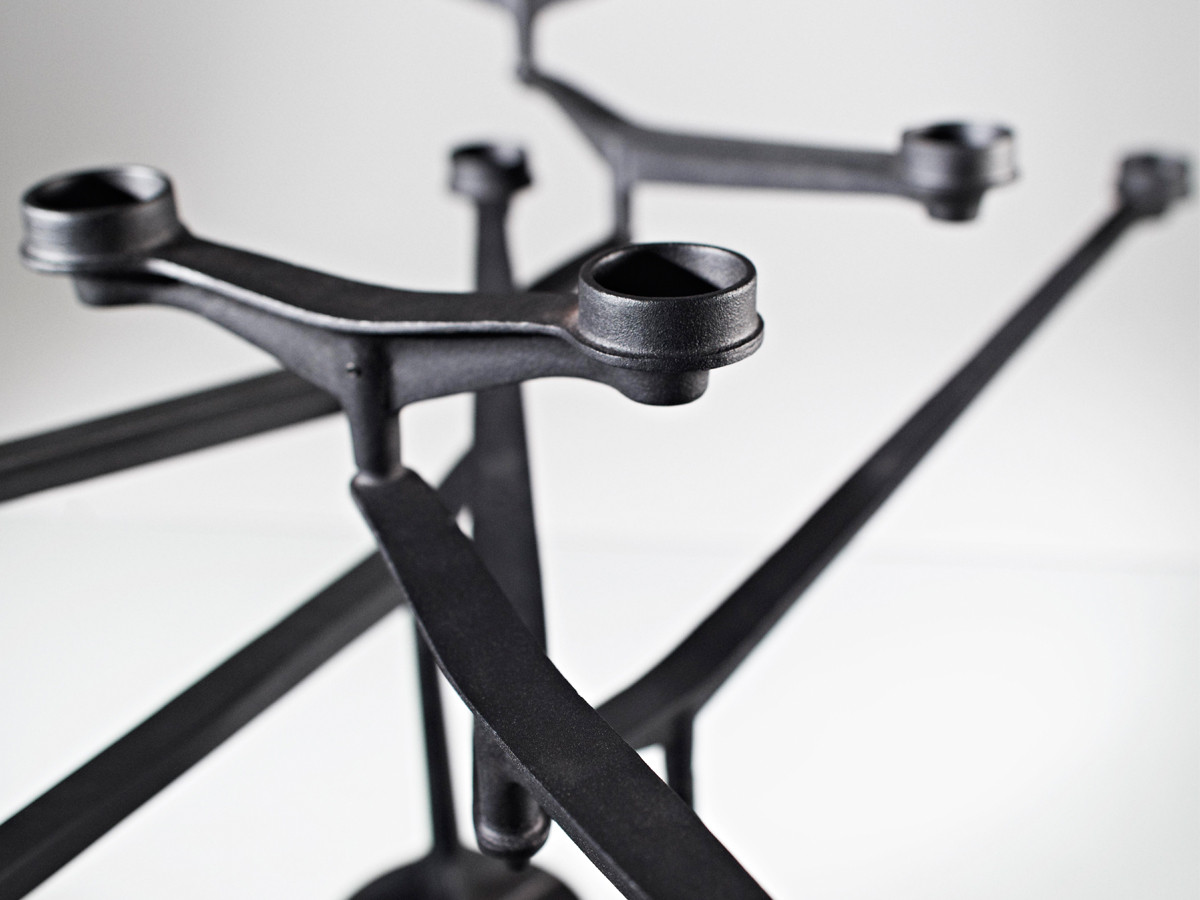 ... Tom Dixon Spin Table Candelabra ...