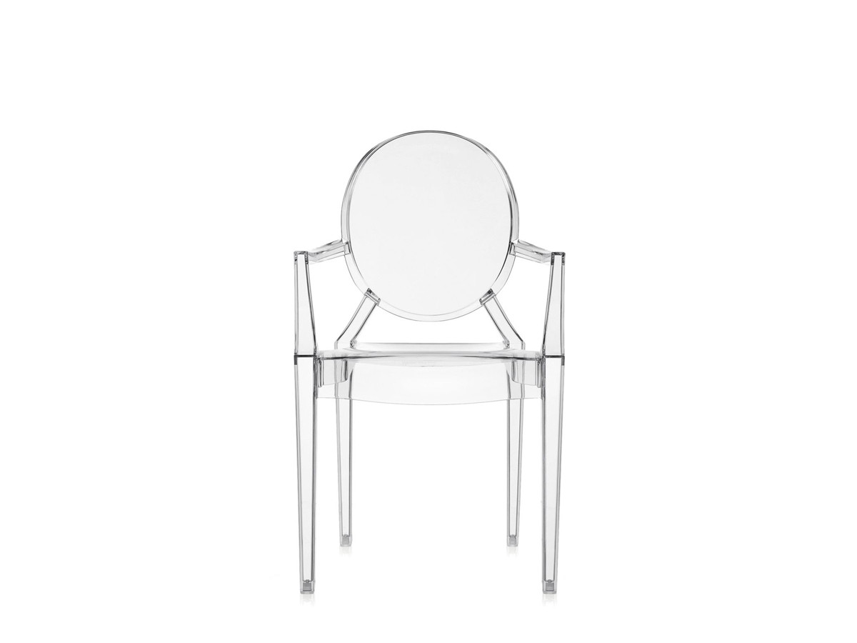 buy the kartell lou lou ghost children 39 s chair at. Black Bedroom Furniture Sets. Home Design Ideas