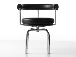 View Cassina LC7 Swivel Chair