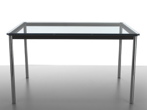 View Cassina LC10-P Table