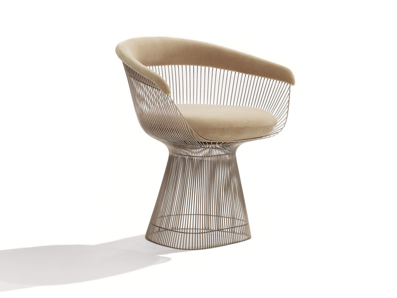 Genial Knoll Platner Side Chair