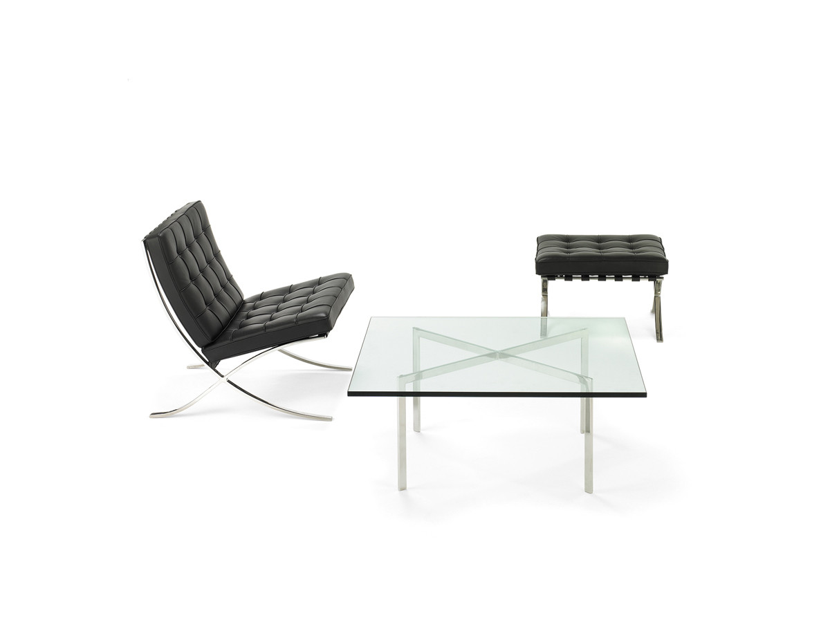 Buy the knoll studio knoll barcelona low table at - Barcelona table knoll ...