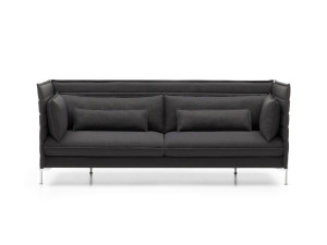 View Vitra Alcove Three-Seater Sofa