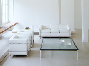 Cassina LC2 Armchair