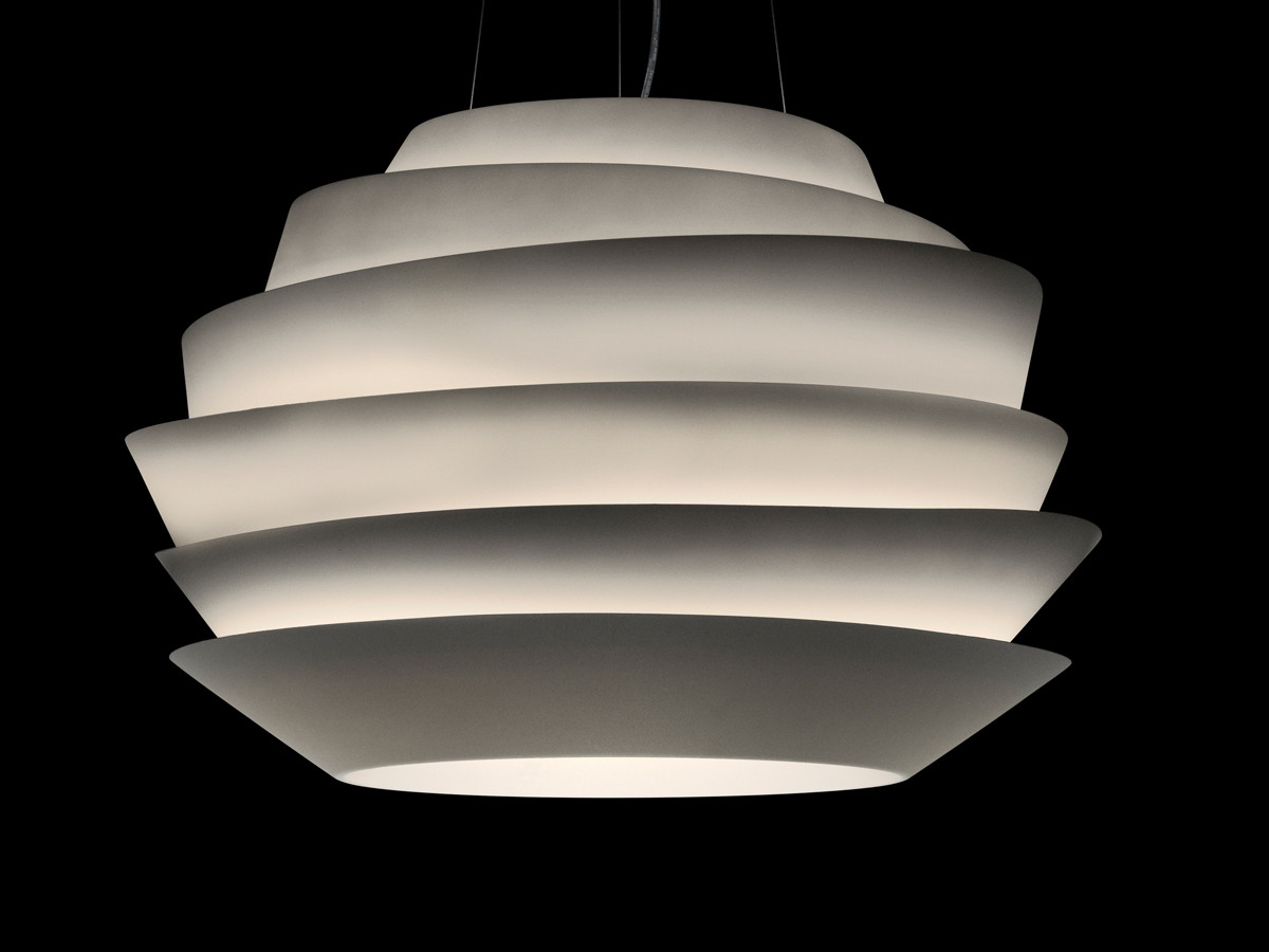 buy the foscarini le soleil suspension light at. Black Bedroom Furniture Sets. Home Design Ideas