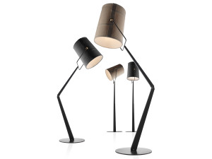 Diesel with Foscarini Fork Floor Lamp