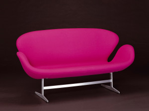 Fritz Hansen Swan Sofa - Fabric