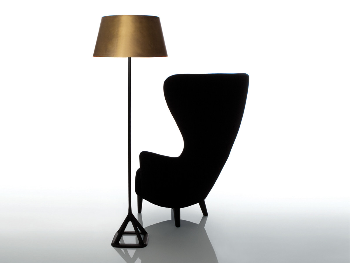 Buy the tom dixon base floor lamp at nest tom dixon base floor lamp 12 aloadofball Images