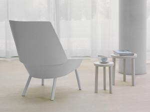 E15 EC03 Eugene Lounge Chair