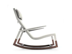 Poltrona Frau Don'do Rocking Chair