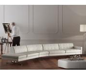 Poltrona Frau Kennedee Curved Sofa