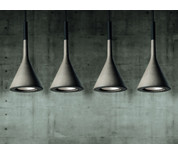 Foscarini Aplomb Suspension Light Grey