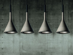 Foscarini Aplomb Suspension Light Grey