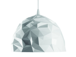 View Diesel with Foscarini Rock Suspension Light