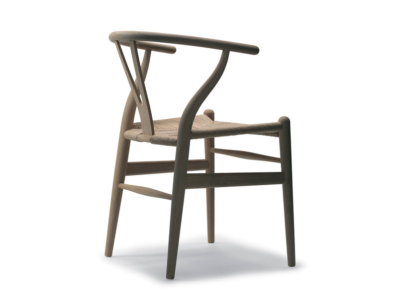Buy the Carl Hansen Son Carl Hansen CH24 Wishbone Chair at Nest