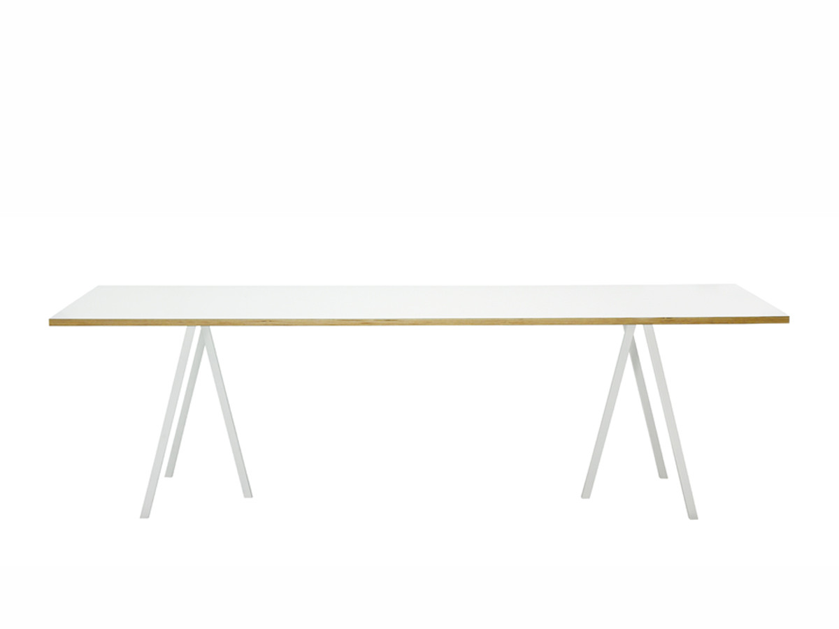 Buy the Hay Loop Stand Table at Nest co uk