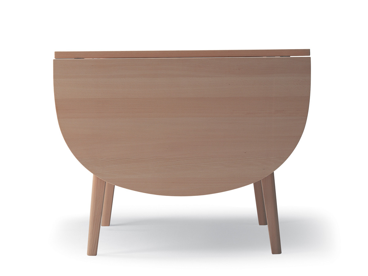 Buy The Carl Hansen & Son Carl Hansen CH006 Dining Table At Nest.co.uk. Full resolution  image, nominally Width 1200 Height 900 pixels, image with #7F604C.