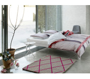 Hay Colour Block Bed Linen Red