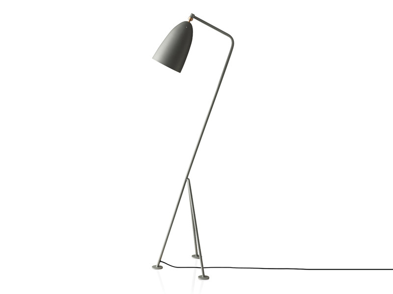 Buy the gubi grashoppa floor lamp at nest gubi grashoppa floor lamp mozeypictures Images