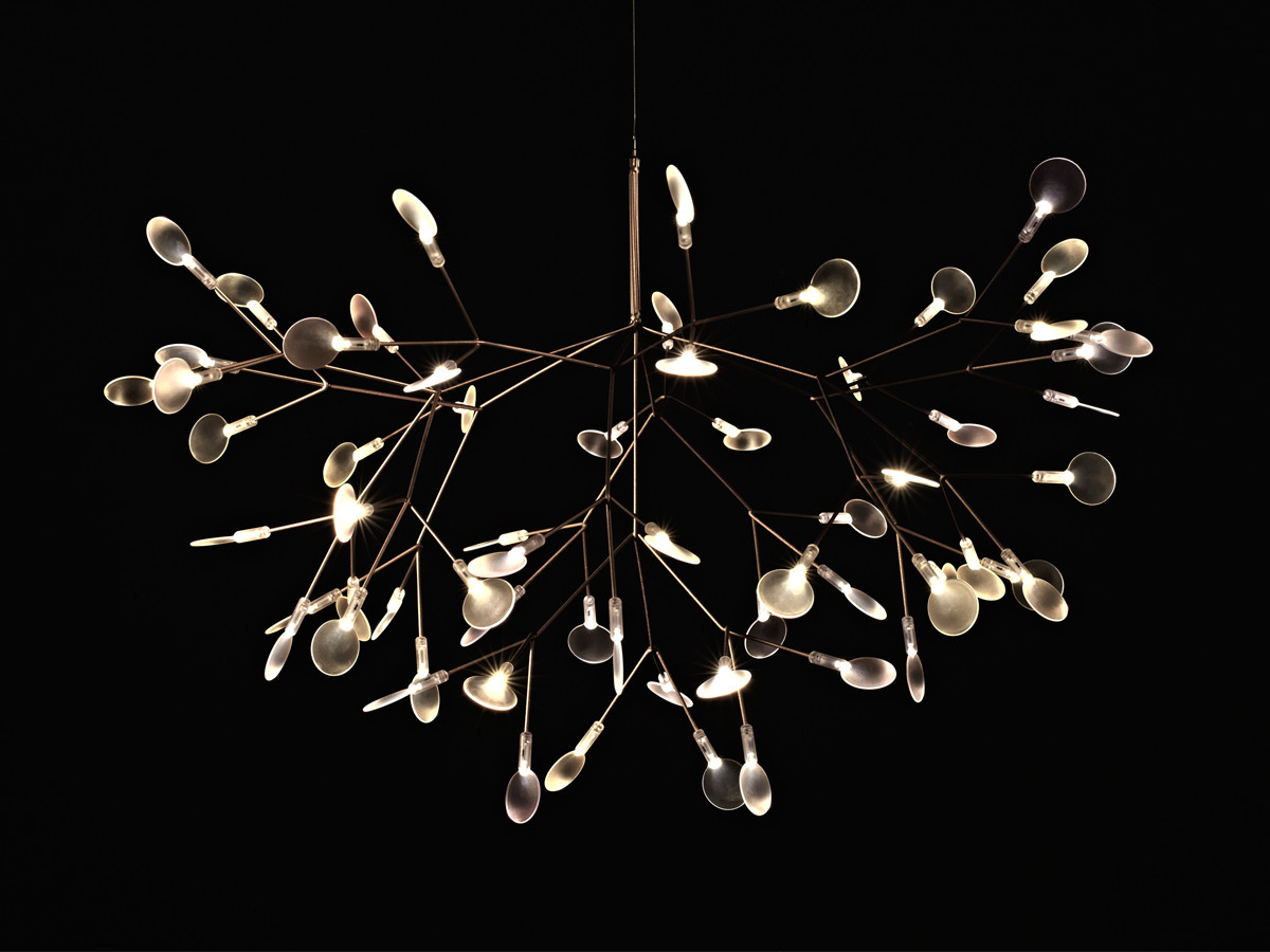 buy the moooi heracleum ii suspension light at nest co uk