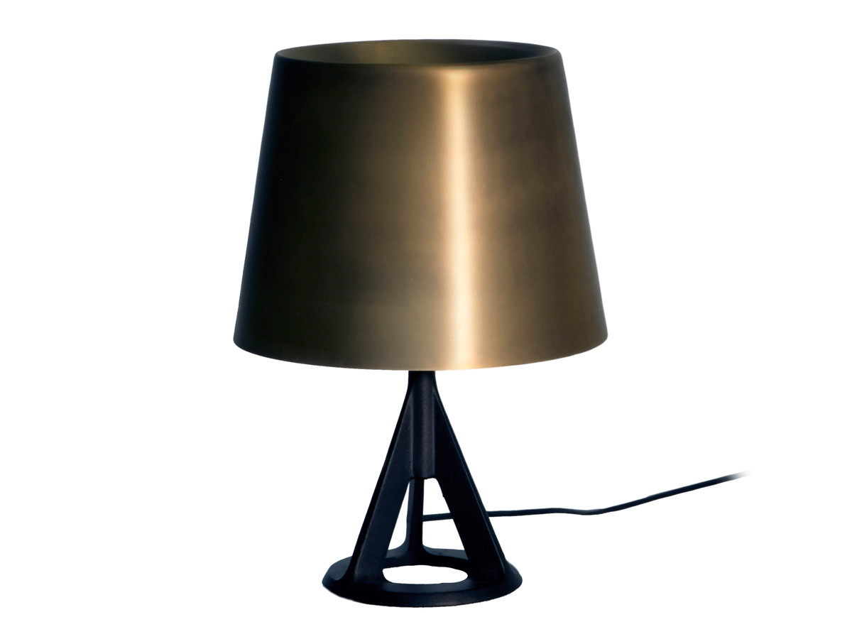 buy the tom dixon base table lamp at. Black Bedroom Furniture Sets. Home Design Ideas