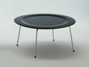 View Vitra Eames CTM Plywood Coffee Table