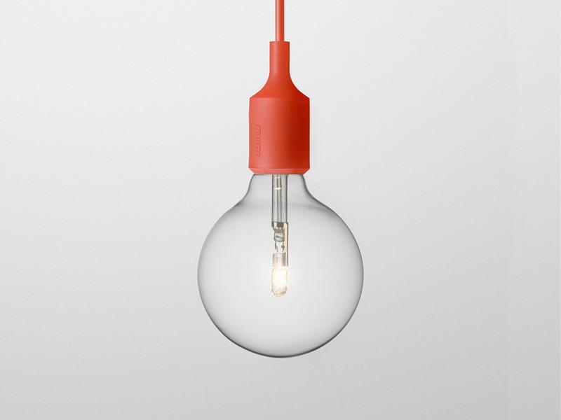 Muuto E27 Socket Suspension Light