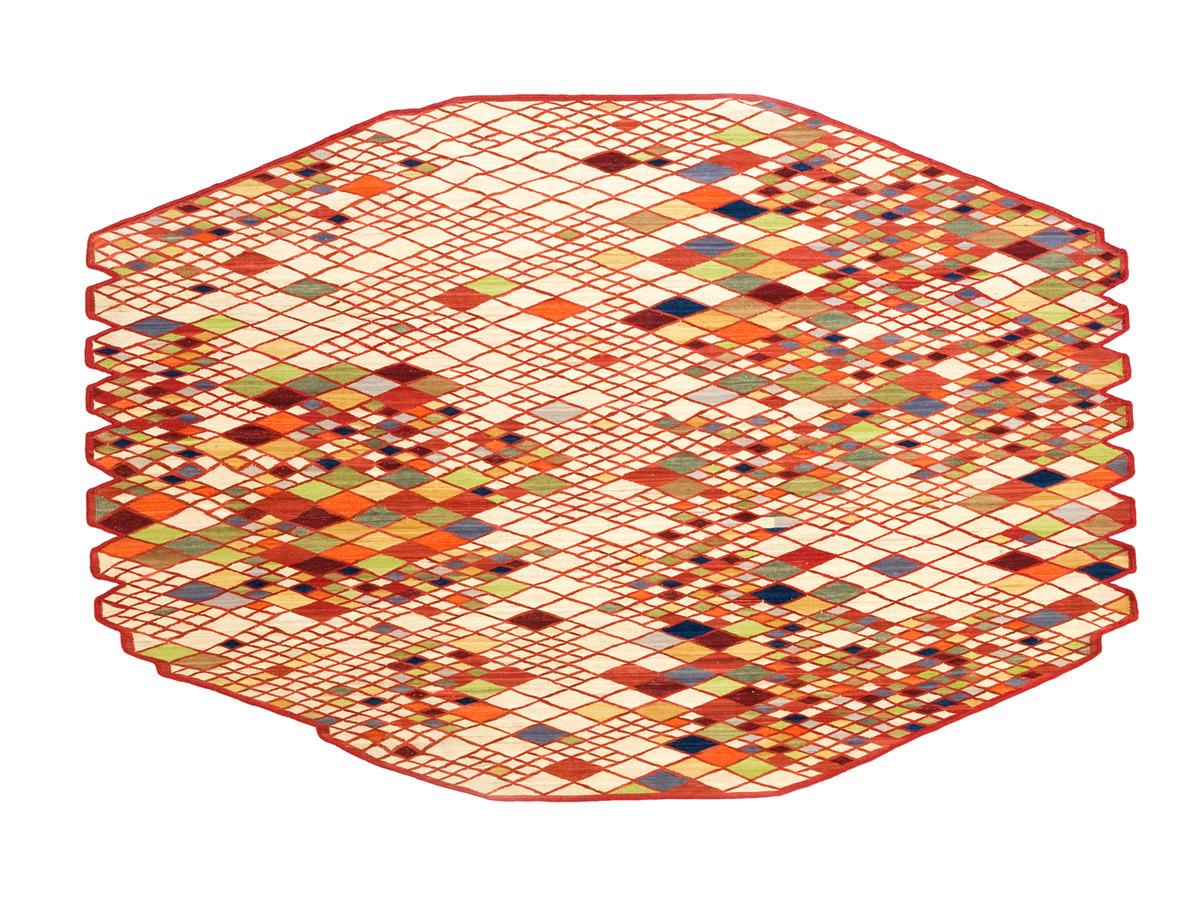 buy the nanimarquina losanges rug at. Black Bedroom Furniture Sets. Home Design Ideas