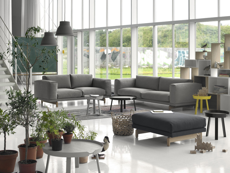 Buy The Muuto Rest Pouffe At Nest Co Uk