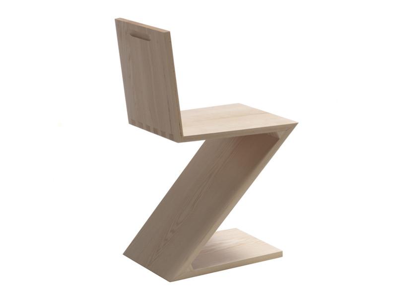 Cassina 280 Zig Zag Chair