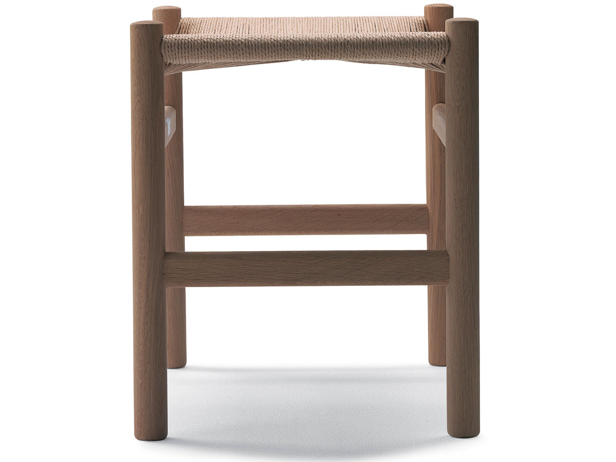 Buy the Carl Hansen amp Son Carl Hansen CH53 Stool at Nestcouk : Carl Hansen CH53 Stool oak white pigmented oil natural paper cord seat from www.nest.co.uk size 1200 x 900 jpeg 105kB