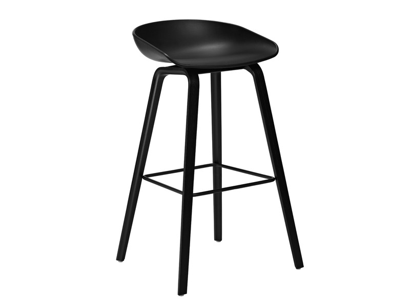 Hay About a Stool AAS32 - Wooden base