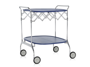 View Kartell Gastone Folding Trolley